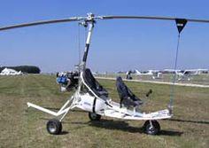 DTA Naked Gyrocopter - France
