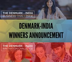 Denmark-India Innovation Challenge and Denmark-India Business Challenge - Winners Announcement