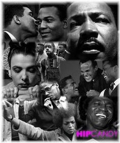 Black History Collage