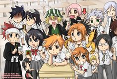 bleach pictures | Chibi Bleach - Bleach Anime Fan Art (3322104) - Fanpop fanclubs
