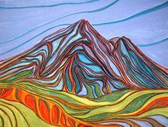 Barbara Clegg - artist Watercolor Landscape Paintings, Landscapes, Artists, Paisajes, Scenery, Watercolor Landscape, Artist