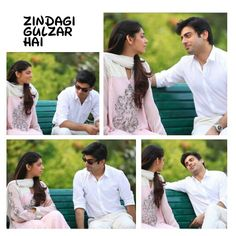 Zindagi Gulzar Hai - Story is great, acting is great, Fawad is great ;)