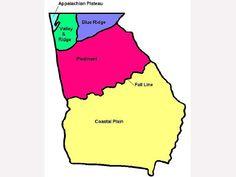 Geographic Regions of Georgia: Overview | New Georgia Encyclopedia