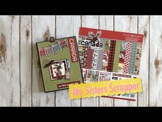 7 Best Canada Layouts Images Layouts O Canada Scrapbook Cards