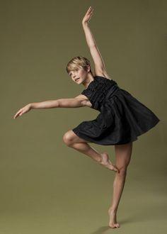 Camren Bicondova Ballet