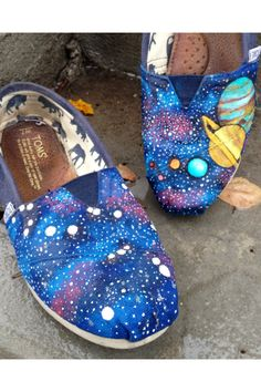 Outer space TOMS