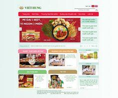 Instant Noodle website