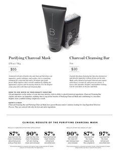 The benefits of Charcoal! http://www.beautycounter.com/Cassandragroesch