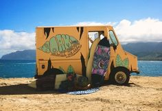 Roam- Hawaii's mobile fashion store. they are livin the life!
