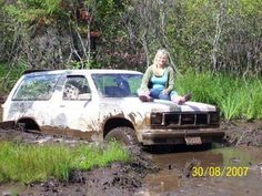 #mudding #mud #run  #canadian #fun  #goodoldtimes  #TBT #pink #jeep #rubberboots Pink Jeep, Freedom Life, Mud, Thankful, Feelings
