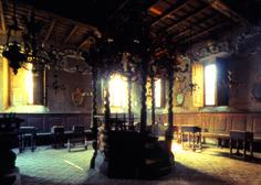 Sinagoga di Carmagnola, Franco Lattes, Paola Valentini. © Davide Franchina Rubamatic Painting, Painting Art, Paintings, Painted Canvas, Drawings