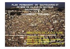 LA CASBAH D'ALGER