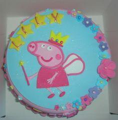 Peppa pig cake x