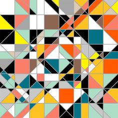 Sarah Morris abstrac