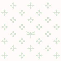 Behang Flo? De leukste Behang voor de kinderkamer bij Saartje Prum.