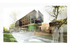 UBC School of Architecture and Planning | SHAPE Architecture
