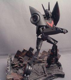 Batman Beyond Custom Transformer