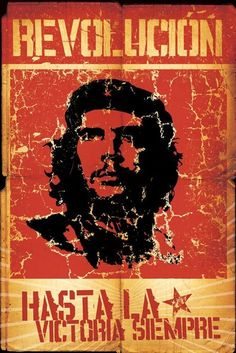 A great poster of Cuban revolutionary Che Guevara! It'll inspire you to keep the revolution going until the final victory! Check out the rest of our excellent selection of Che Guevara posters! Need Poster Mounts. Pop Art Posters, Poster Prints, Art Prints, Art Pop, Revolution Poster, Che Guevara, Ernesto Che, Propaganda Art, Political Posters