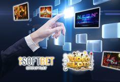 VideoSlots запускает игры iSoftBet.  Оператор онлайн-казино, компания VideoSlots запускает широкий ассортимент мобильных и Flash-игр от iSoftBet.