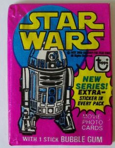 the sphinx: SW Topps Trading Cards (series 3, 1977)!