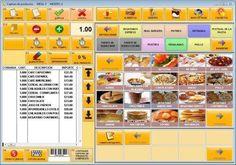 Punto de venta y administracion de restaurant