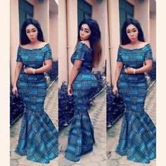 Ankara fabric can never go into extinction. Never!Nigerians keep embracing new and beautiful Ankara styles and designs. The amazing part is that Ankara fabric can be cut into just any style you can think of. It can be worn anytime and anywhere. It can even be combined with any other kind of...