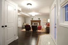 Basement renovation from HGTV's Income Property