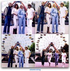 ABBA Fans Blog: Abba Photo Shoot #Abba #Agnetha #Frida http://abbafansblog.blogspot.co.uk/2016/03/abba-photo-shoot_13.html