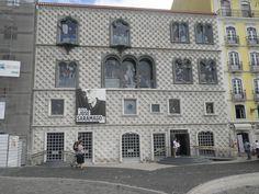 Multi Story Building, Lisbon