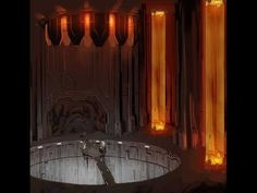 Peragus Mining Facility - Star Wars Knights of the Old Republic II: the Sith Lords Kotor 2, Concept Art Gallery, Star Wars Concept Art, Sith Lord, The Old Republic, Art Google, Stars, Father, Painting
