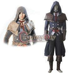 Custom Made Assassin's Creed Unity Arno Victor Dorian Costume Outfit For Adult Men Halloween Cosplay Costume D0513 http://www.xfoor.com/products/custom-made-assassins-creed-unity-arno-victor-dorian-costume-outfit-for-adult-men-halloween-cosplay-costume-d0513/