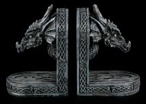 Little Dragon Bookends