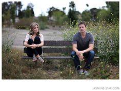 Credit: Jasmine Star. couple photography