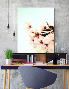 25% OFF EVERYTHING TODAY! «Blossoms», Numbered Edition Acrylic Glass Print by ARTbyJWP via Curioos #shop #homedecor #walldeco #wallart #decoration