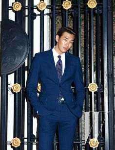 Kim Young Kwang - W Magazine April Issue '15