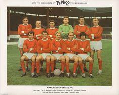Nigel's Webspace - Ty-Phoo Tea, 1965/66 Famous Football Clubs, premium issues