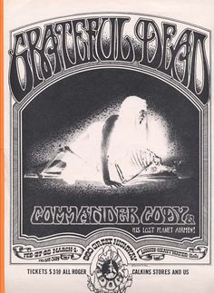 2/27/70 - 3/1/70  Venue: Family Dog at the Great Highway, San Francisco, CA  Artist: Randy Tuten