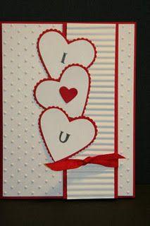 .I love you card