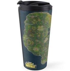 Fortnite Battle Royale Map ...