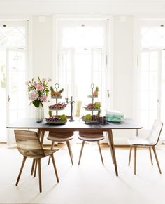 Printemps by Pfister Furniture Decor, Accent Chairs, Dining Table, Cottage, Room, House, Inspiration, Decoration, Home Decor