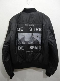 Death in June DIY jacket