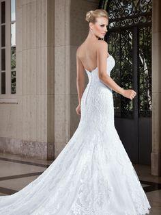 Callas 16 - costas  #coleçãocallas #vestidosdenoiva #noiva #weddingdress #bride #bridal #casamento #modanoiva