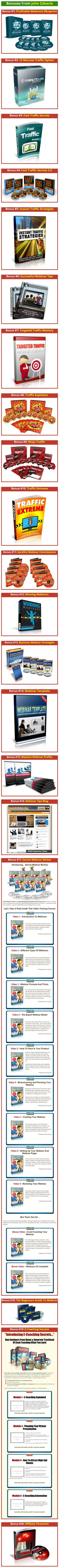 Run A Webinar Review+BEST BONUS+Discount - Run Unlimited Profitable Webinars Without Google Hangouts Warrior Forum Classified Ads