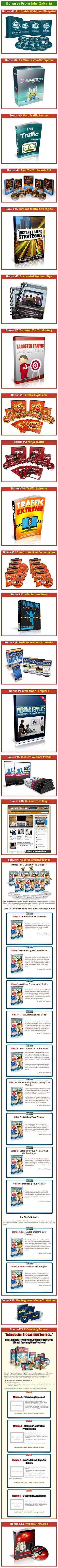 Run A Webinar Review+BEST BONUS+Discount - Run Unlimited Profitable Webinars Without Google Hangouts Warrior Forum Classified Ads