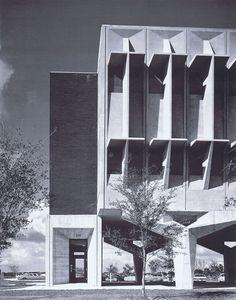 IBM Complex, Boca Raton, Florida, 1968-74 by Marcel Breuer