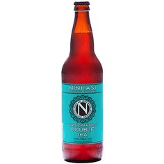 Tricerahops Double IPA Ale: Ninkasi Brewing Company 22oz   Craft Microbrew Beer