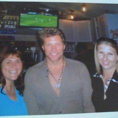 Omg I met Jon Bon Jovi!!