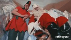 When Ralphie couldn't say what he wanted, Santa offered him a: