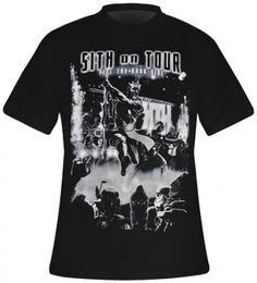 T-Shirt Mec STAR WARS - From Hell Sith Tour