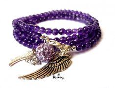 David Austin, Beaded Bracelets, Dangles, Jewelry, Fashion, Moda, Jewlery, Jewerly, Fashion Styles